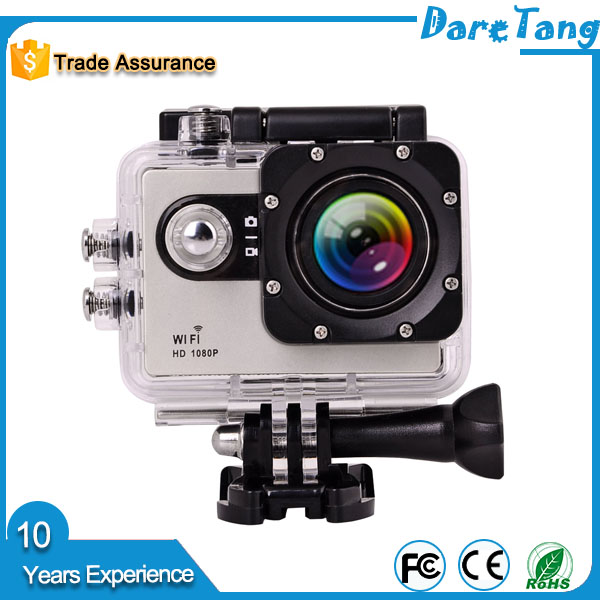 waterproof action camera Wireless ull hd 1080p Action Camera DaMi With 2.0 inch wifi sport action camera