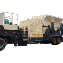 hot sales mobile crushing plant portable crusher mobile crusher
