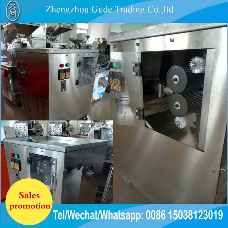 Confectionery Processing Industry High Speed Electric Pill Making Machine Details