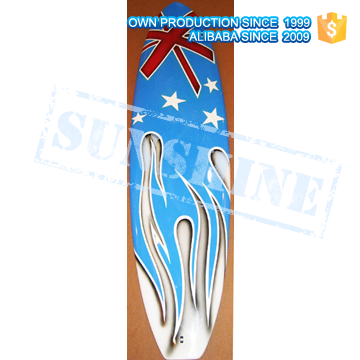 Epoxy Surfboards Flag design SurfBoard