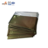 medical disposable foil mylar emergency thermal aluminium first aid rescue space survival printing insulation waterproof blanket