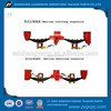 zhengyang overslung 13T tri axle equalizer suspension hanger system