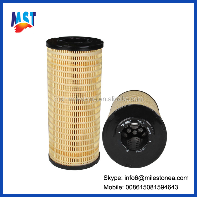 Auto filter fuel filter 1R-0756 for SAKURA Automotive EF-5509