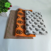 wrapping foil for burger of greaseproof paper for food wrapping paper