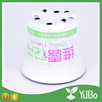 Competitive price grave flower pots fashion designed