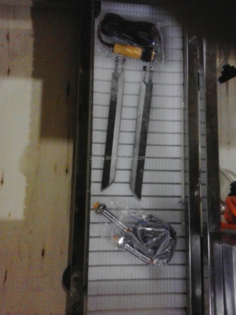 steel sting machine