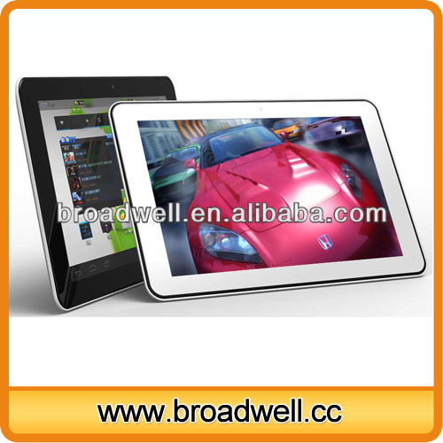 MTK6589 Quad Core 1GB Memory IPS Screen 3G 10 Inch Tablet PC SIM Slot with GPS Bluetooth