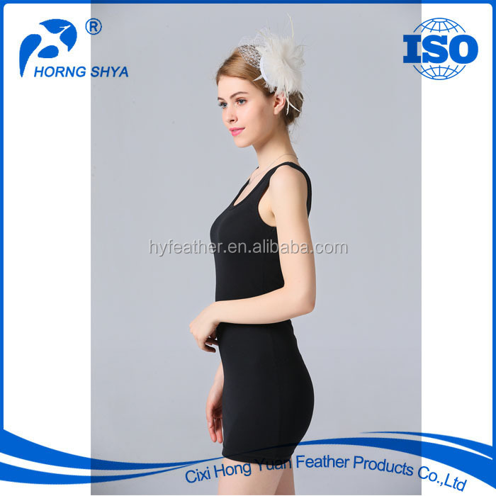 Alibaba Horng Shya Manufacturer Factory Directly Lowest Price ODM And OEM Feather Headpiece Carnival