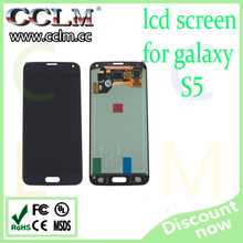 lcd touch screen for samsung galaxy s5 sm-g900, mobile phone touch screen for S5 original