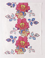 Cotton Printed kitchen tea towel with size of 50x 70cm