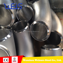 90degree Long Radius Stainless Steel Elbow 304 butt-weld