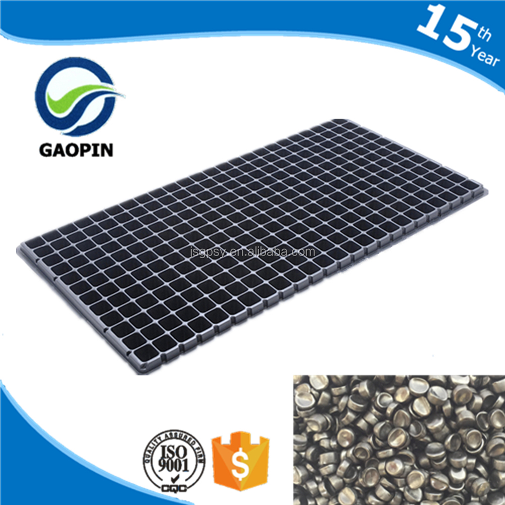 EXW price long life black color plastic seed tray plastic pp seed tray material virgin pp,seed tray materials manufacture