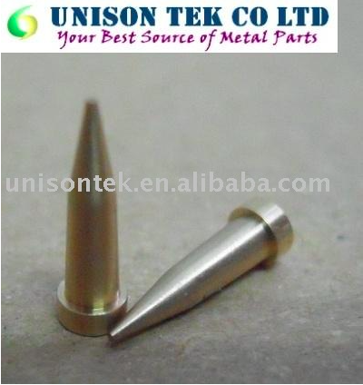 brass turning parts OEM Turned Brass Part for Semiconductor Equipment machined parts Taiwan factory
