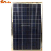 China solar cell panel 25 years warranty 300W 310W poly solar module
