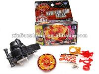Hot Sell Metal fusion Beyblade,Rapidity beyblade 145AS/105RF/130HF/145WD Beyblade toy