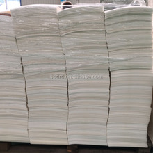 Good quality low MOQ with attractive price single wall blank custom printing greaseproof paper