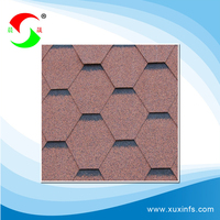 best quality competitive price roofing material asphalt shingles