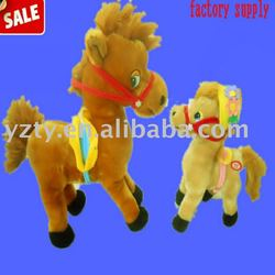 stuffed and plush rocking horse &ride on toys