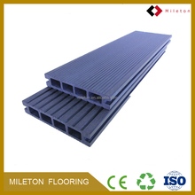 Easy Installed Hollow Wood Plastic Composite Decking Board