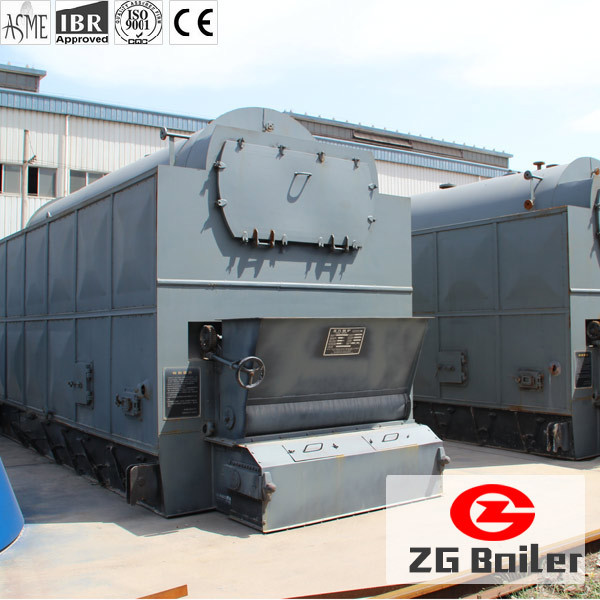 ASME industrial biomass small pellet fired steam boiler for sale