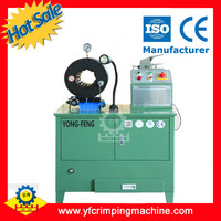 World Hot Sale YJK-51z1 Steel Wire Rope Crimping Machine
