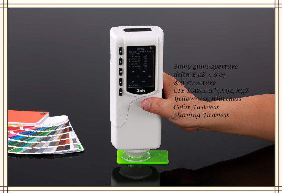 HG60 60 Degree digital glossmeter gloss meter for paint, coat, woodwork, lacquer, ink, marble, granite, glass