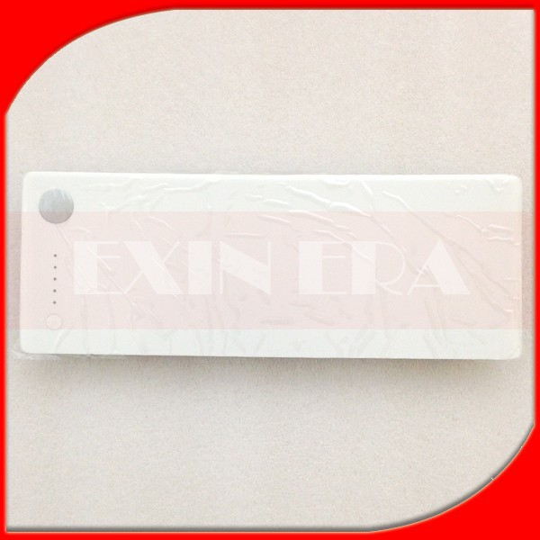 Wholesale NEW white 55WH Battery for APPLE Macbook A1181 A1185 battery white MA561 MA566 LAPTOP NOTEBOOK