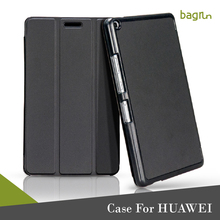 Free Standing Function Flip Cover Tablet Case For Huawei