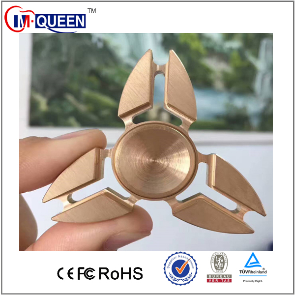 Customized Hand fidget Spinner Toys Finger Spinner with High Quality