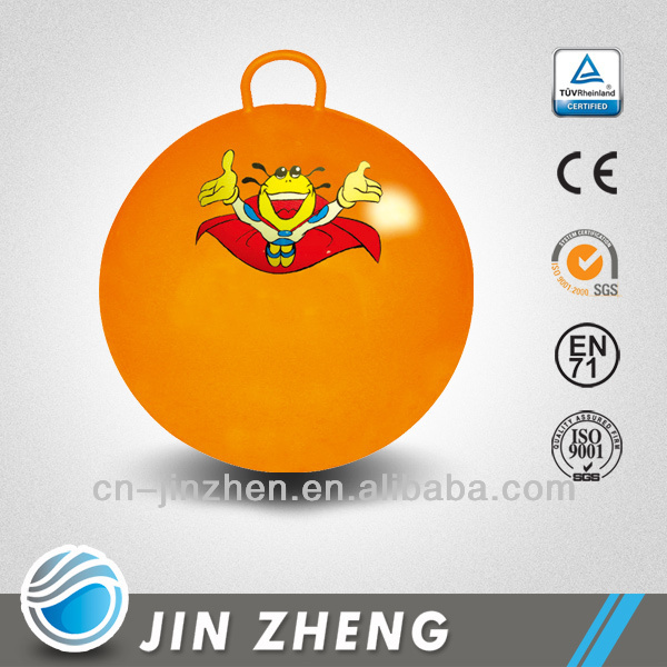 65cm Exercise Ball With Handle