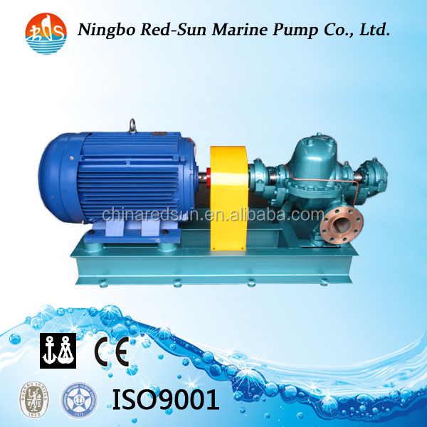 High quality single stage bilge water pumps centrifugal water pump