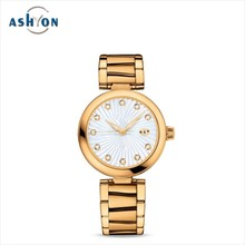 full gold luxury watch ladies beautiful ladies advance watches