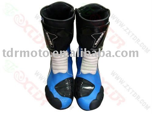 Motocycle sport boots