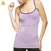 China Manufacture Promotion Tank Top For Fitness women
