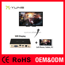 Mirroring Link Wifi Miracast Dongle tv tuner box for lcd monitor