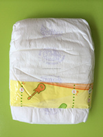 Baby Diaper Distributor Free Samples Nappy With ISO And CE Certified In Size xxl