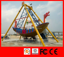 Swing outdoor rides pirate ship for adult&kiddie