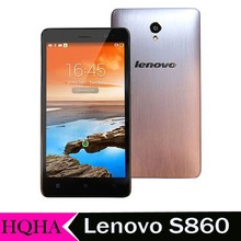 "Original Lenovo S860 phone MTK6582 Quad core 5.3"" IPS screen 1280*720 3G Android Phone"