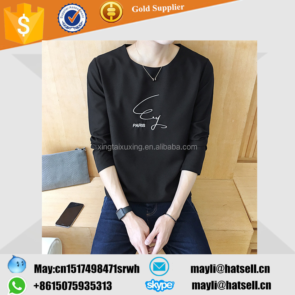 wholesale graphic softex t-shirts custom mens fashion t-shirts 2016