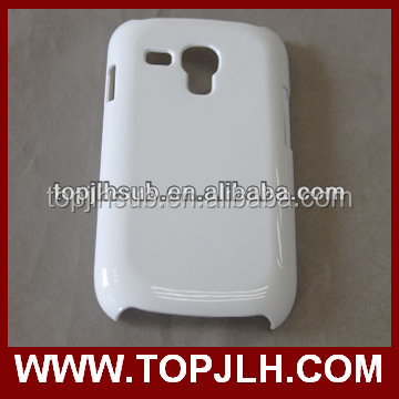 Chinese supplier new products 3d sublimation phone case for Samsung Galaxy S3 Mini