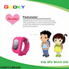 Multi-color mini bluetoth phone watch gsm gps wrist watch pedometer for kids