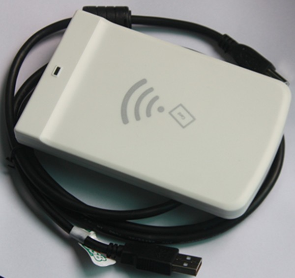 UHF RFID Reader for school gate attendance system