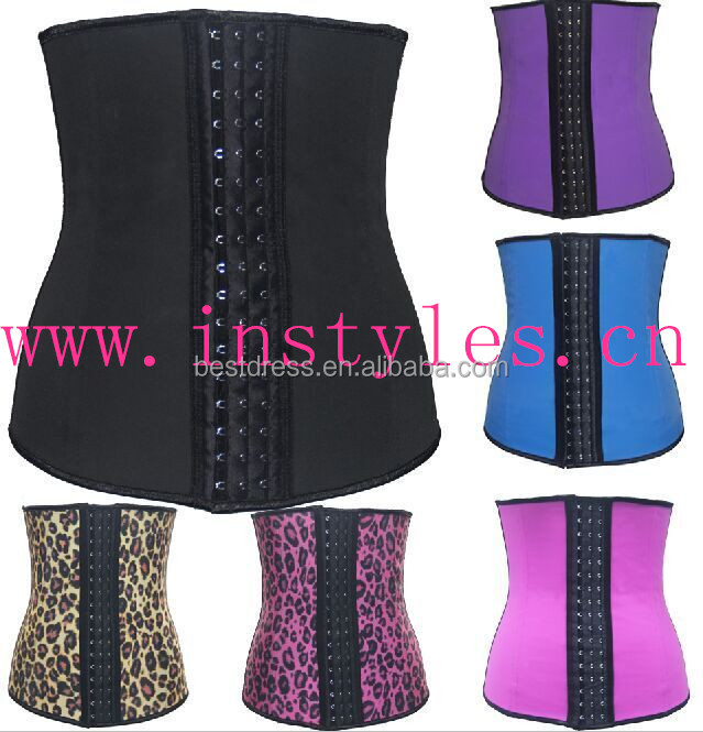 Latex Tummy Chincher ,Waist Sports Corset,Sexy Slimming Neoprene Belt