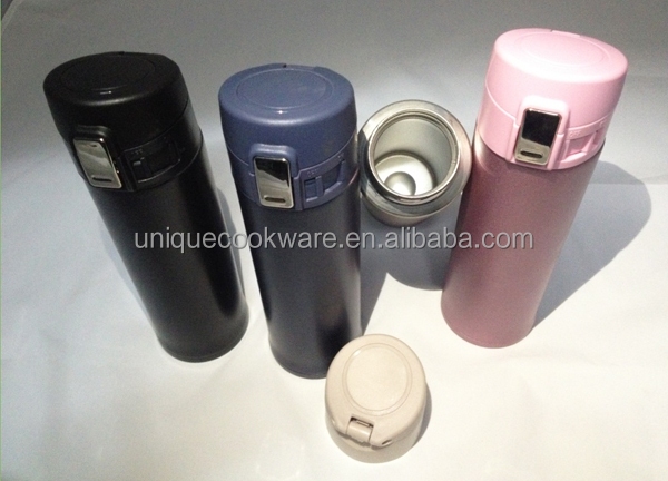 480ml Stainless Steel Insulation Vacuum Water Bottle
