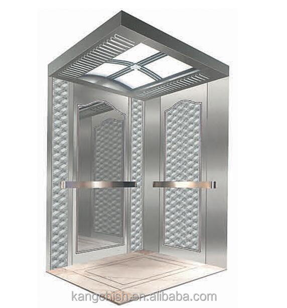 3phase 240V elevator of high commercial building Passenger elevator
