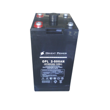 2 volt deep cycle batteries Deep cycle battery 2 volts 500 Amps for solar system