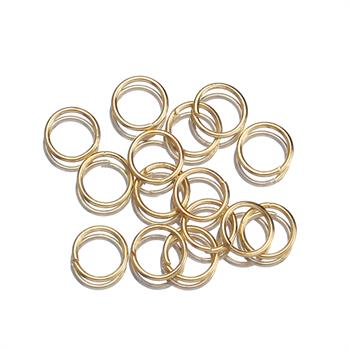 Eco Material wholesale Jewelry Findings Components Split Jum Ring