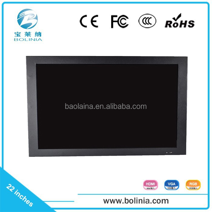 China wholesale custom 22 inches TFT LCD color monitor