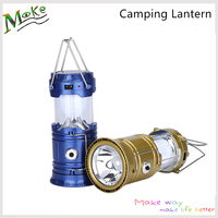 New Arrival Outdoor Camping 6 LED