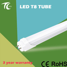 CE ROHS certificate 80ra aluminium 1500mm 22W led hanging tube light for factory